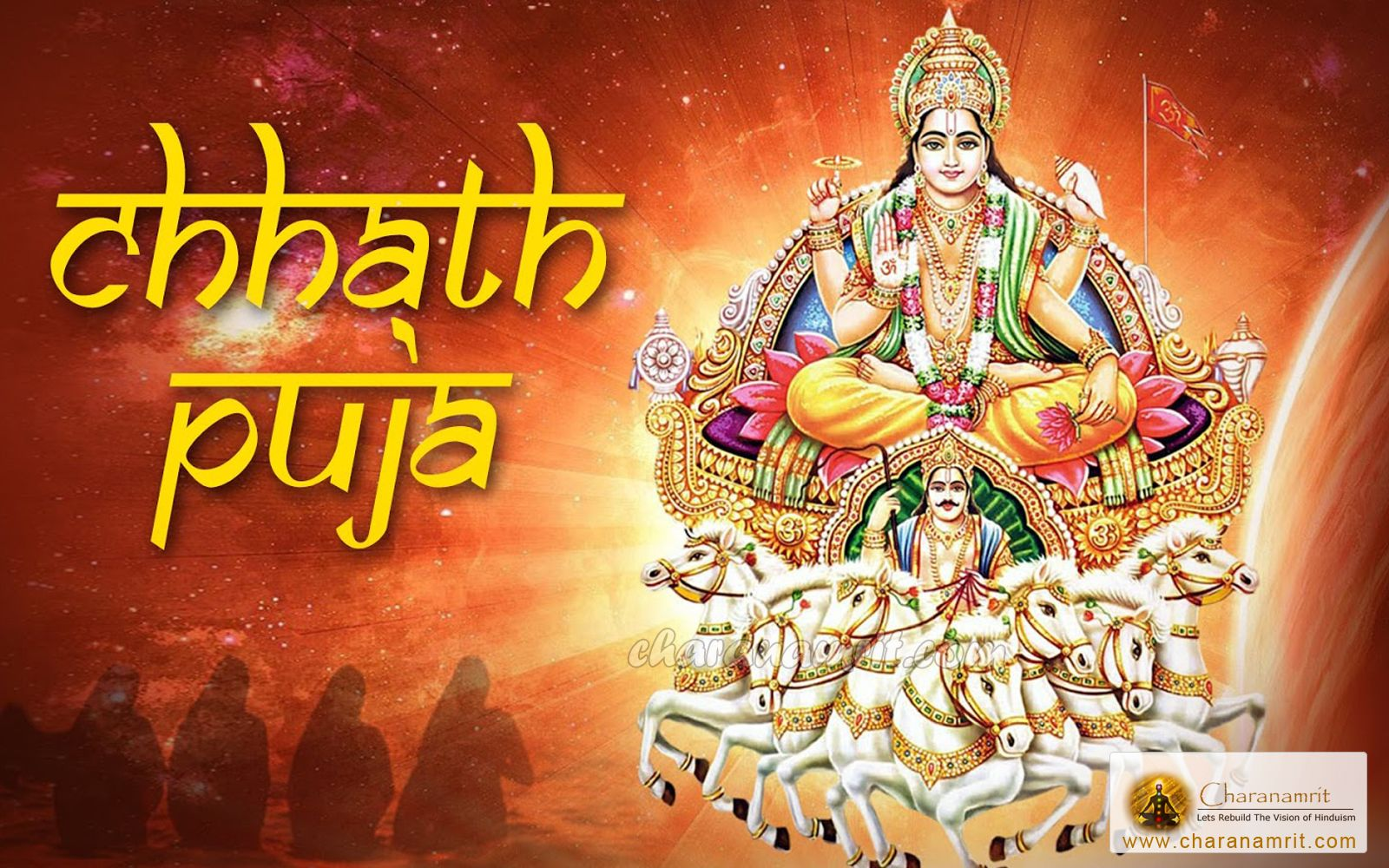 Bihar Chhath Mata Beautiful Wallpapers #Charanamrit # ...