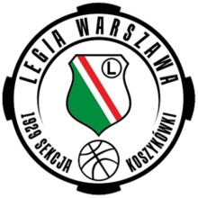 Legia Logo Logo Basketball Champions League Logos