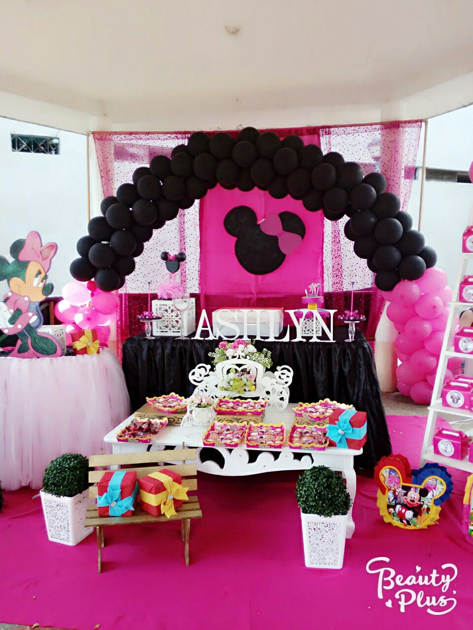 Fiesta Tematica Minnie Mouse 0983890572 | Minnie Mouse | Pinterest ...