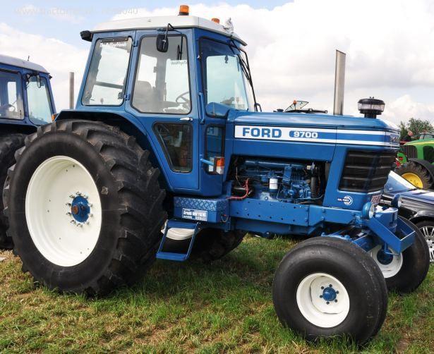 Ford 9700 Tractors Oliver Tractors Classic Tractor