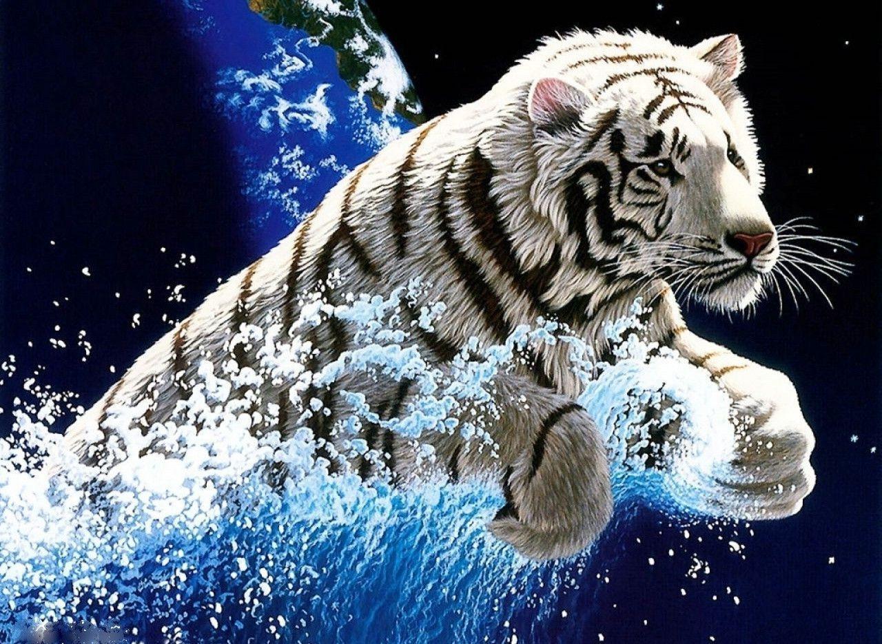 Tiger Live Wallpaper Download - PeepsBurgh