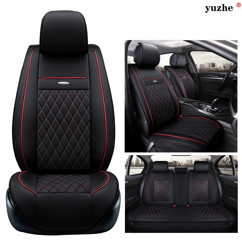 Superb 92 04 Watch More Here Yuzhe Leather Car Seat Cover For Machost Co Dining Chair Design Ideas Machostcouk