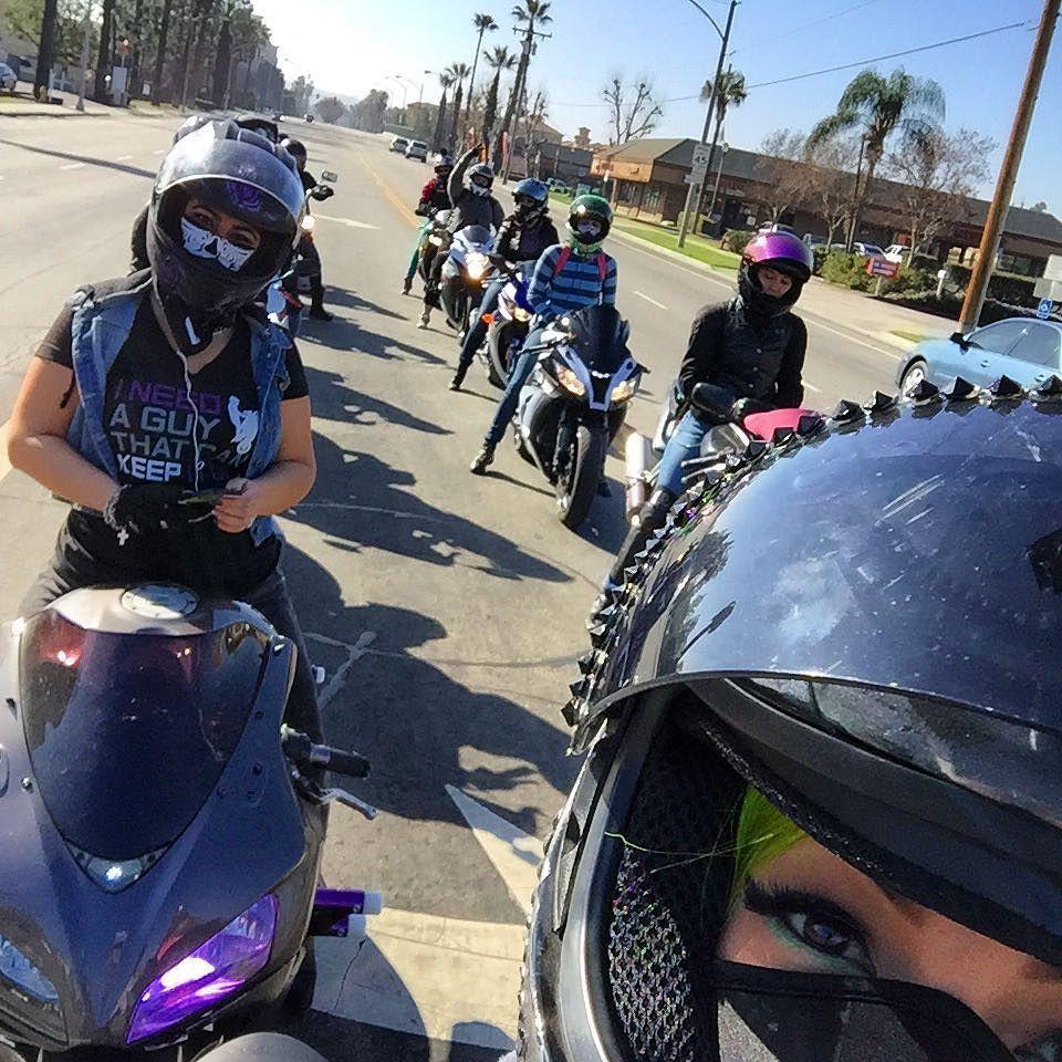 Real Motorcycle Women - jazzyisraw13