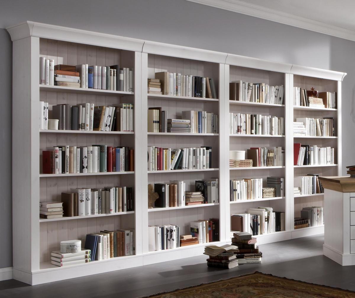 http://www.ebay.de/itm/Bucherwand-bibliothek-regal-wand-Kiefer ...