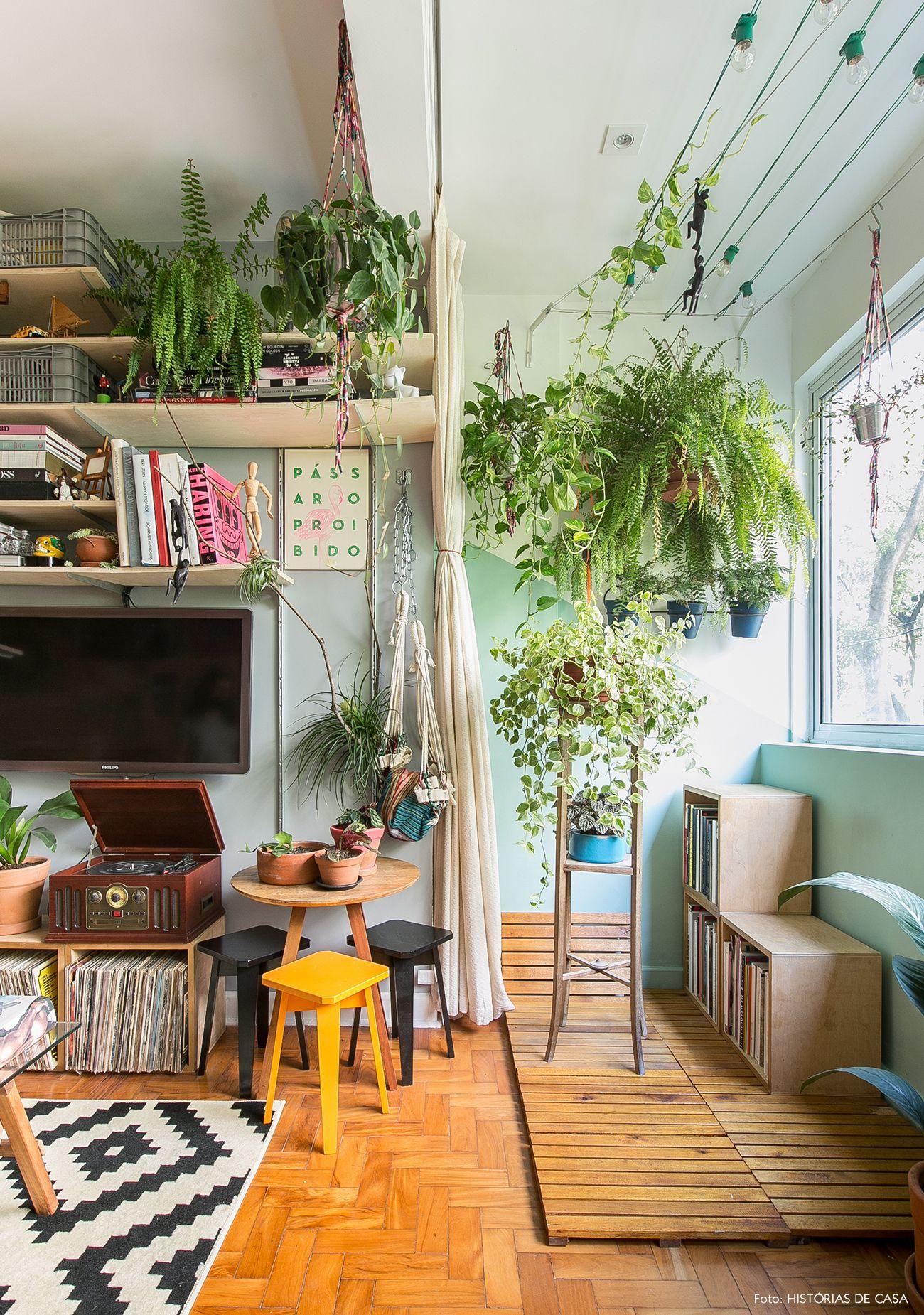 Eclectic Boho Living Room Decor