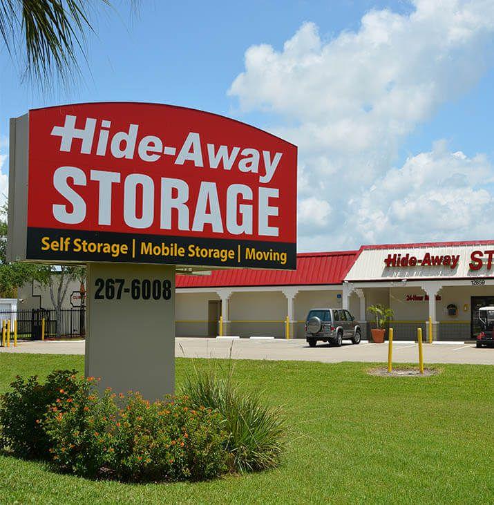 Hide-Away-Fort-Myers-Self-Storage-Facility   Self storage ...