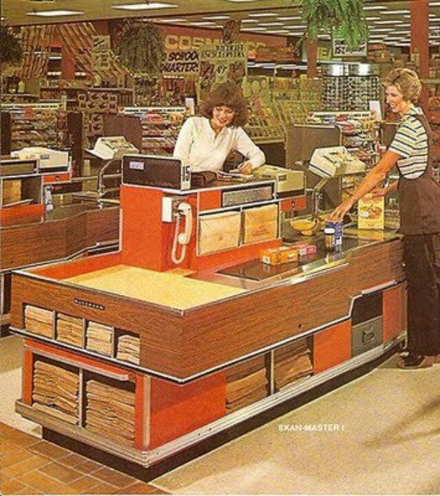 70s Grocery Store |