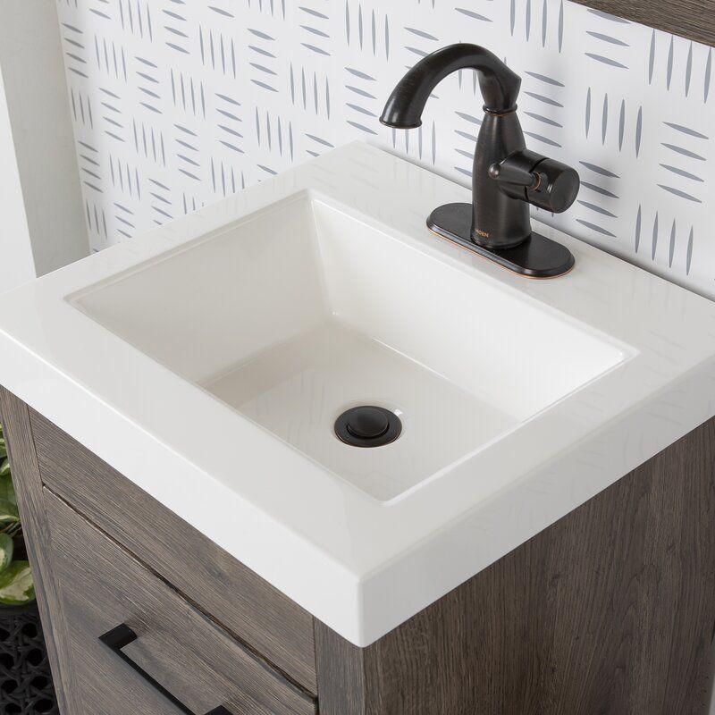 Marr 19 Single Bathroom Vanity Set Single Bathroom Vanity Vanity Set Bathroom Vanity