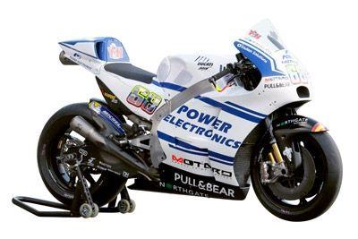 Ducati Desmosedici GP 14.2
