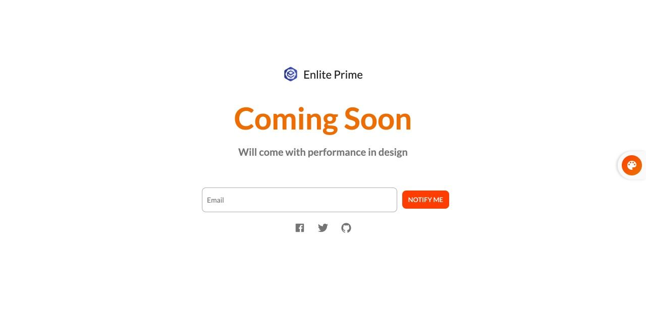 Enlite Prime React Admin Dashboard Template For Full