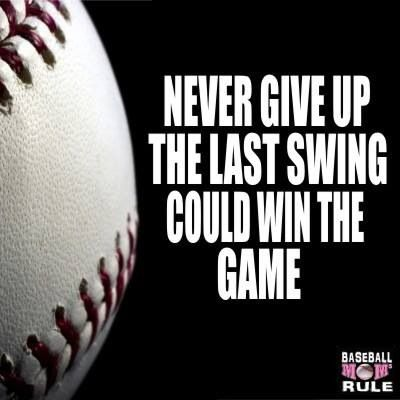 Dream Big Baseball Quotes Baseball Lover Baseball