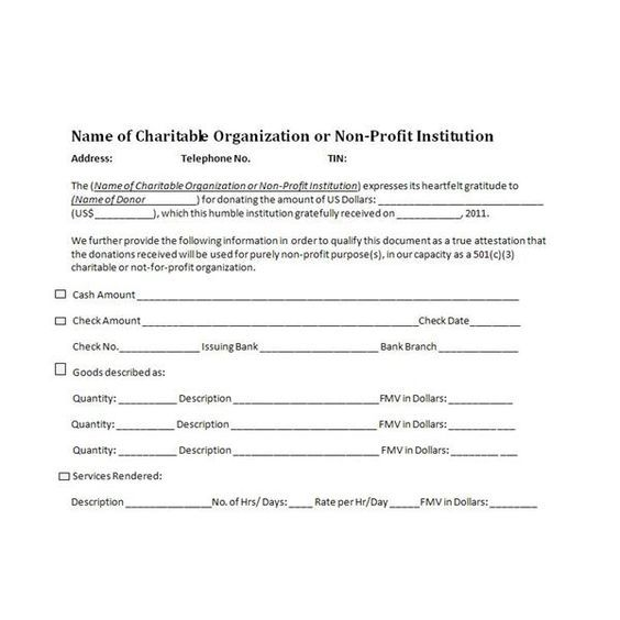 template and more charitable donations office home templates - donation request letter