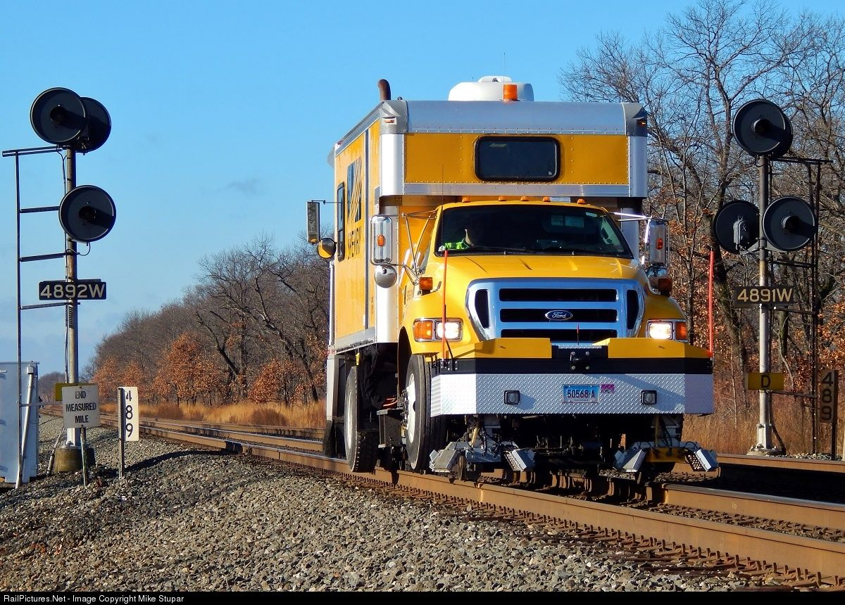 RailPictures Net Photo: Sperry Rail Service Track Inspection Vehicle