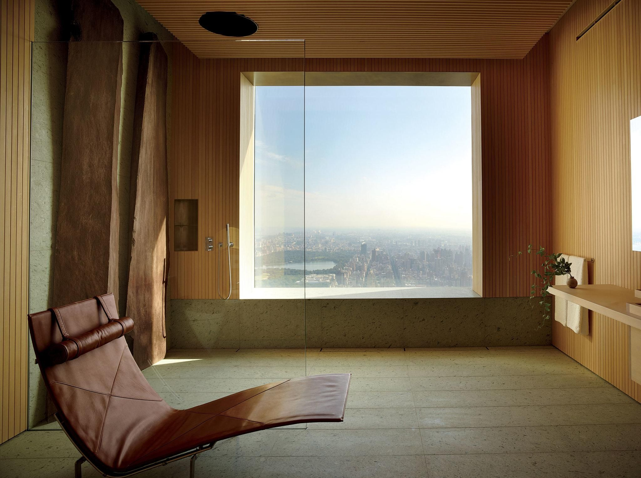 Inside The Private New York City Residence Designed By Hiroshi Sugimoto City Residences Manhattan Apartment Apartment Design