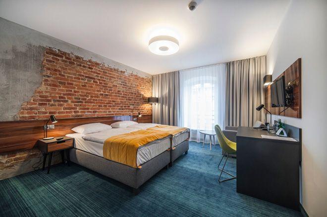 #Tobaco #Hotel in Łódź, Poland by EC-5