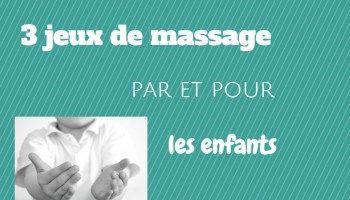 Enfants Le Petit Massage Magique Pour Detendre Et Faciliter La Concentration Massage Enfant Massage Psychomotricite