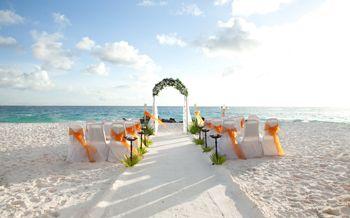 Wedding at Divi Aruba