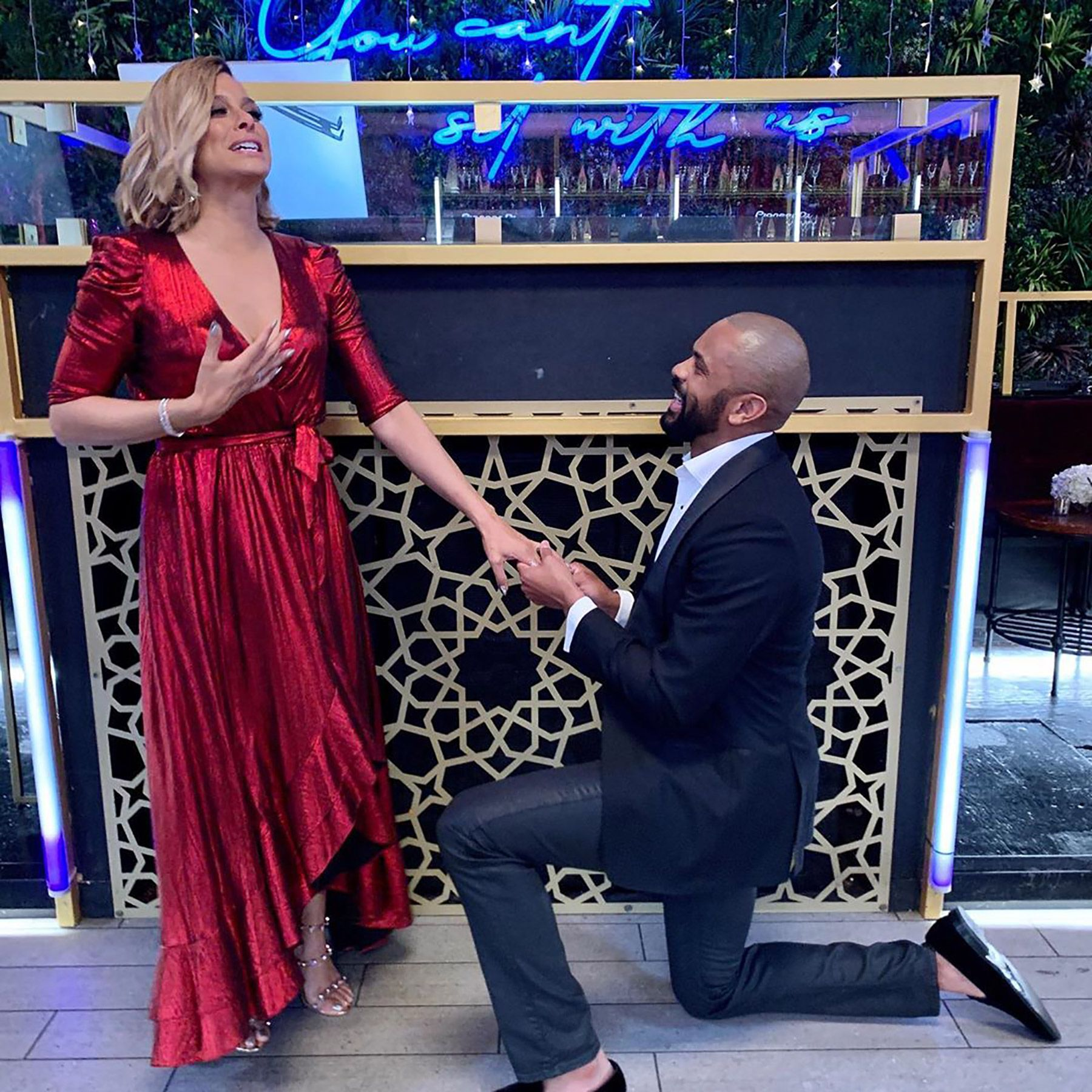 <em>Real Housewives of Potomac</em>'s Robyn Dixon Explains Her Untraditional Engagement Ring