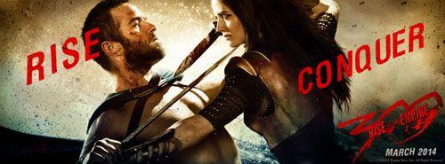 Nuevo trailer para la segunda parte de la pelicula 300. Cinevideos.org