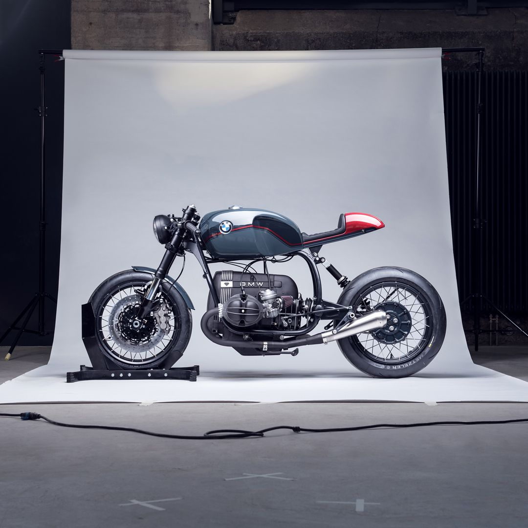 Diamond Atelier Has Just Put Up Its Limited Production BMW Cafe Racers For Sale
