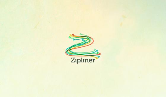 zipliner logo  movement