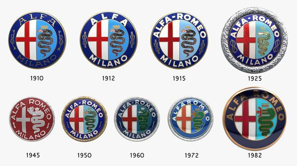e of the great emblems in automotive history the alfa