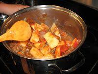 Cuban Home Cooking...Keeping the Tradition Alive: Carne con Papas de Grace (Cuban Beef Stew) #carneconpapas
