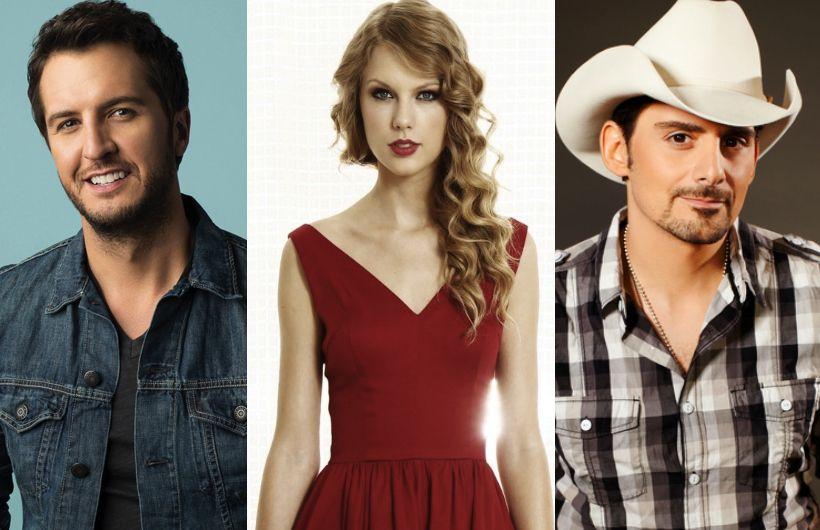 Are you talkin' 'bout trucks like Blake Shelton, or feelin' 22 like Taylor Swift?