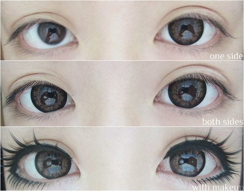 color contacts cosmetic color contacts circle lens pinterest