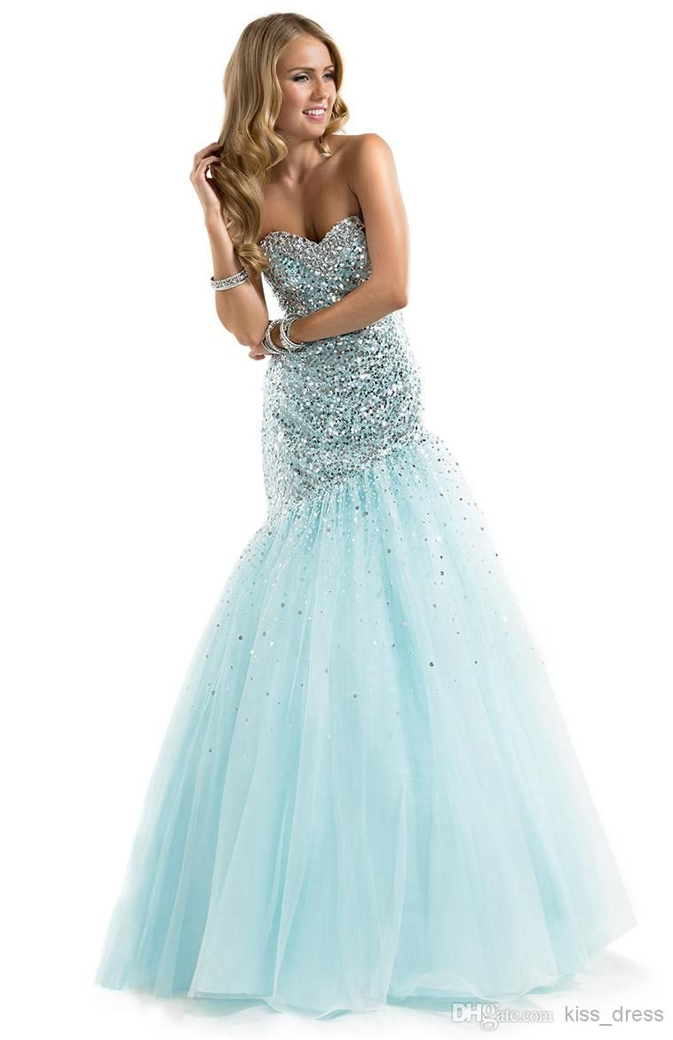 new corset prom dresses mermaid sleeveless sweetheart prom