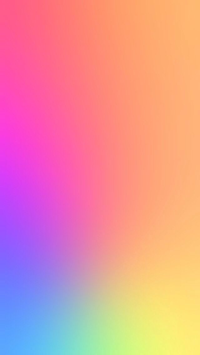 Rainbow Ombre wallpaper #rainbow