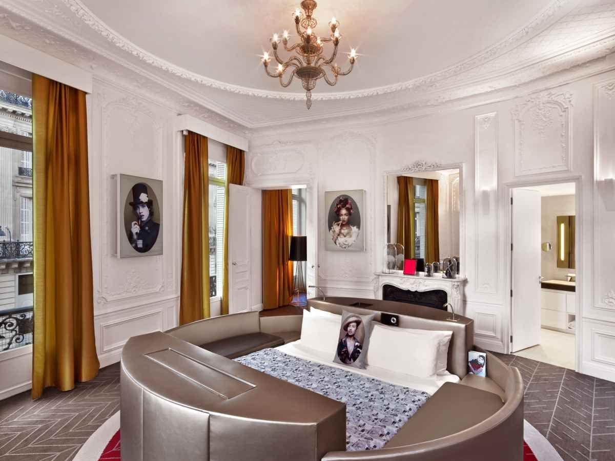 10 Iest Honeymoon Suites Ever