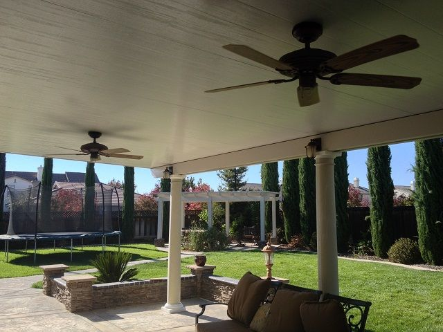 Solid Patio Covers Bright Ideas Design Center Outdoor Patio Ceiling Fan Outdoor