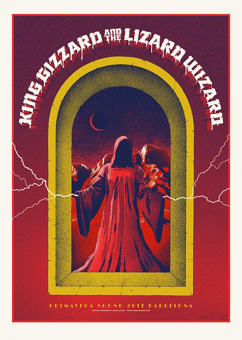 Blog Graphic Design Artwork Illustration Carlo Vivary Album Artwork Cover Art Cover Art Design Psychedelic Poster