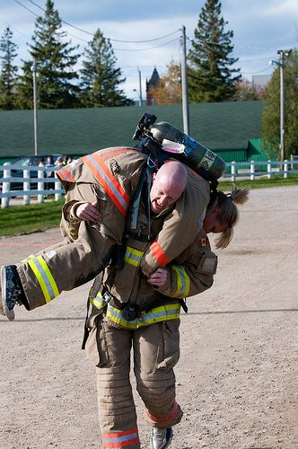 The First Canadian Firefighter Appreciation Day Was In  At The