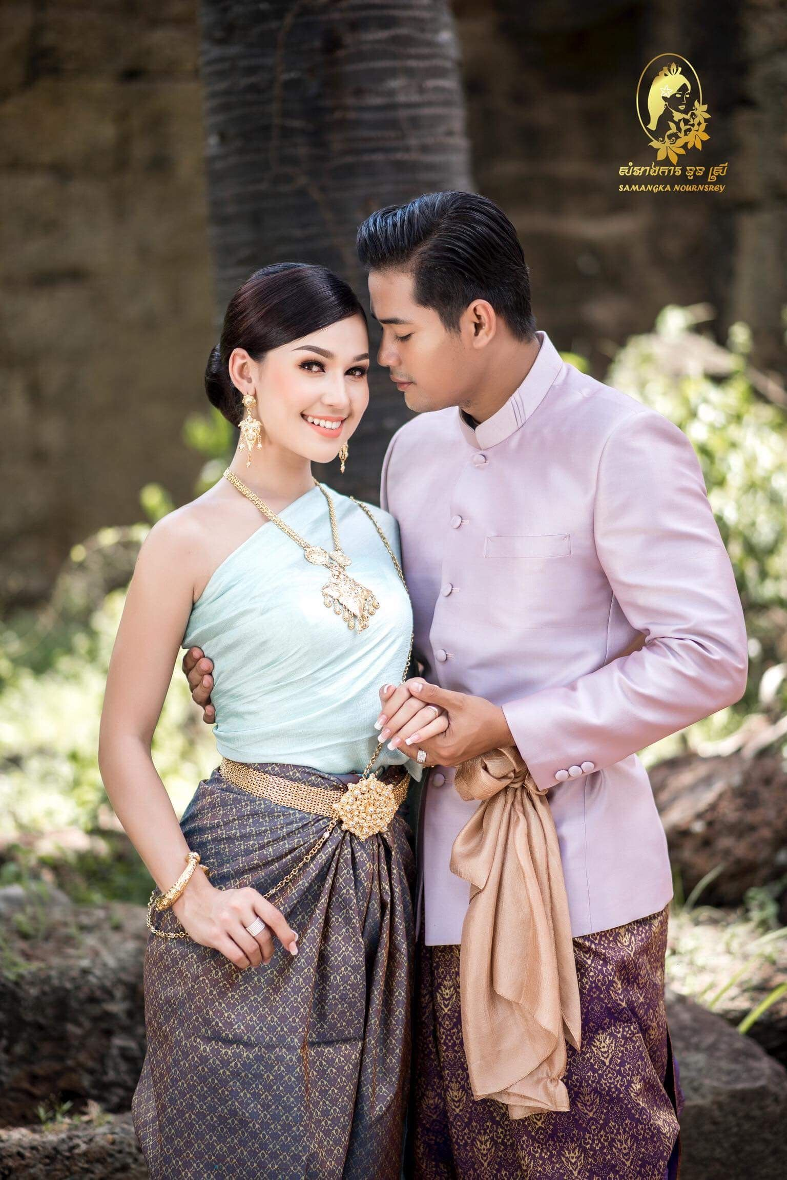 pinsamangka nournsrey on khmer wedding outfits in 2019
