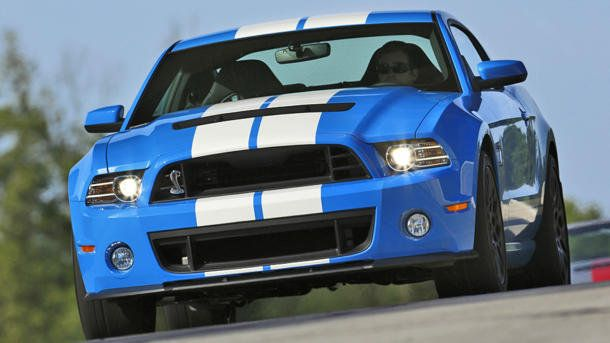 2013 Ford Shelby GT500 is coming out this year - what a fitting tribute to Carroll Shelby.