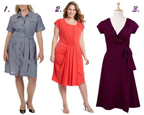 Plus Size Fashion: Top Five Work Dresses | Best plus size ...
