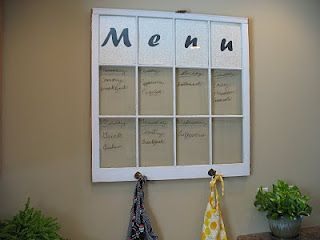 Menu window board, upcoming project for sure!!!
