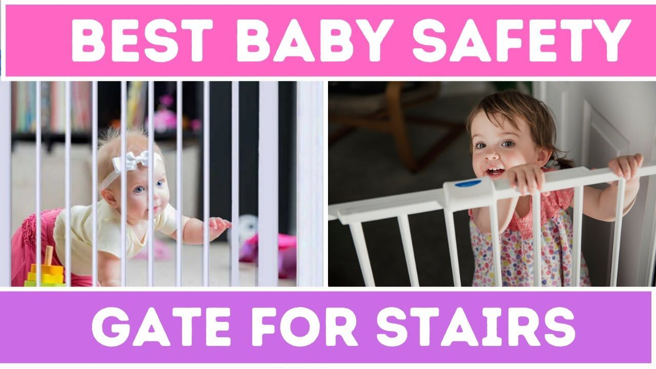 3 Best Baby Safety Gate for Stairs and Doors India 2020 in