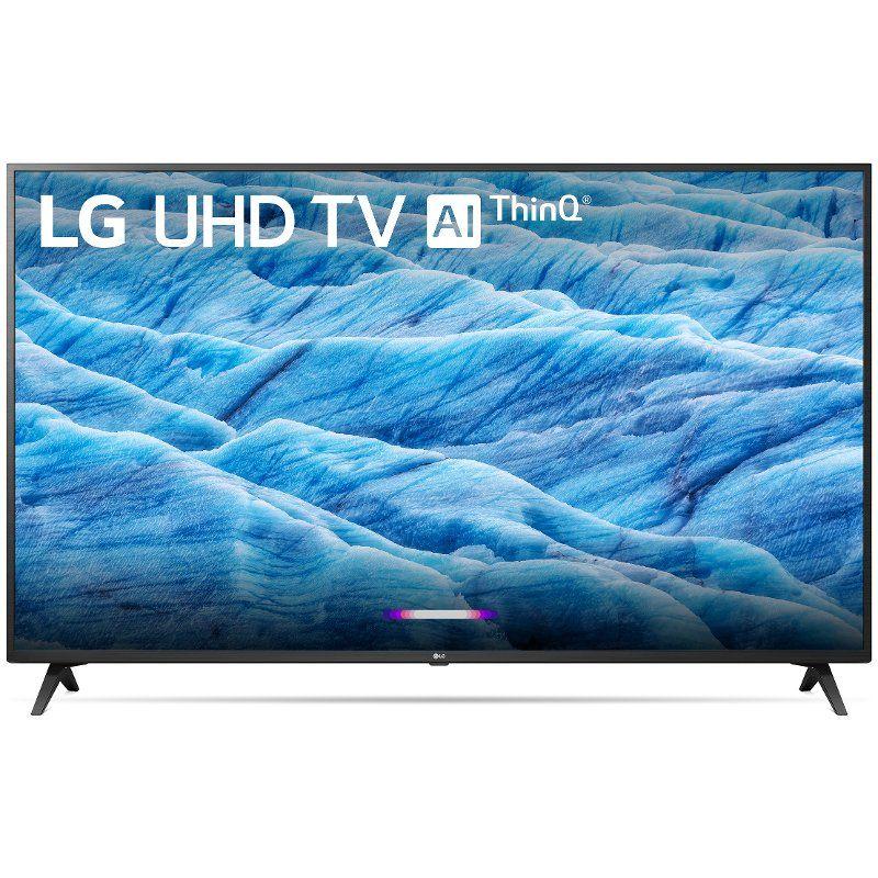 Lg Um73000pua Series 55 Inch 4k Hdr Smart Tv Smart Tv Tvs Lg