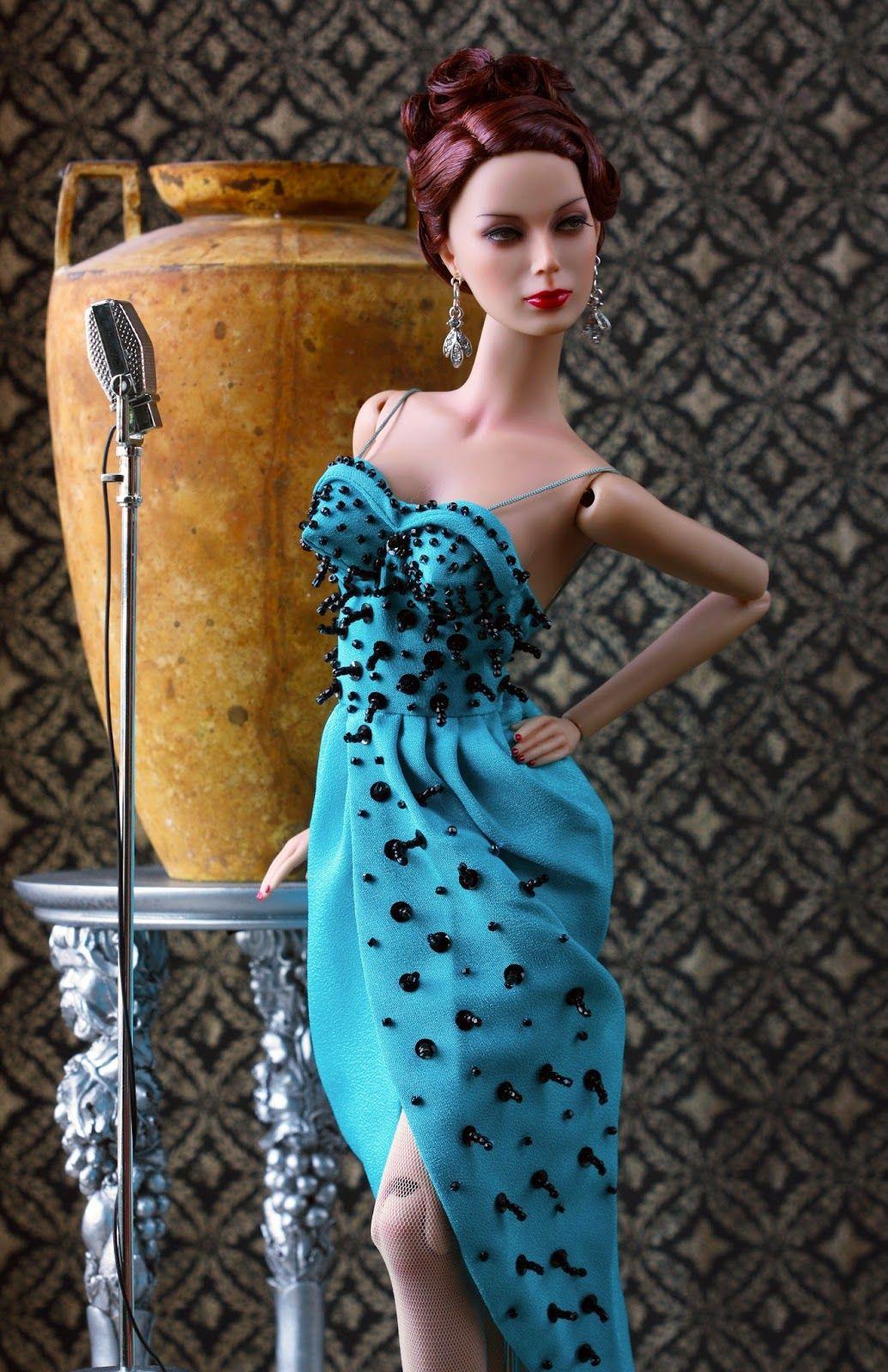 0> Dolldom | Barbie | Pinterest | Barbie, Azul y Muñecas