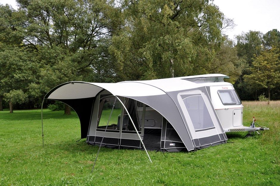 awning for eriba touring and feeling isabella caravan. Black Bedroom Furniture Sets. Home Design Ideas