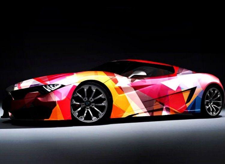 vehicle - Car Paint Design Ideas
