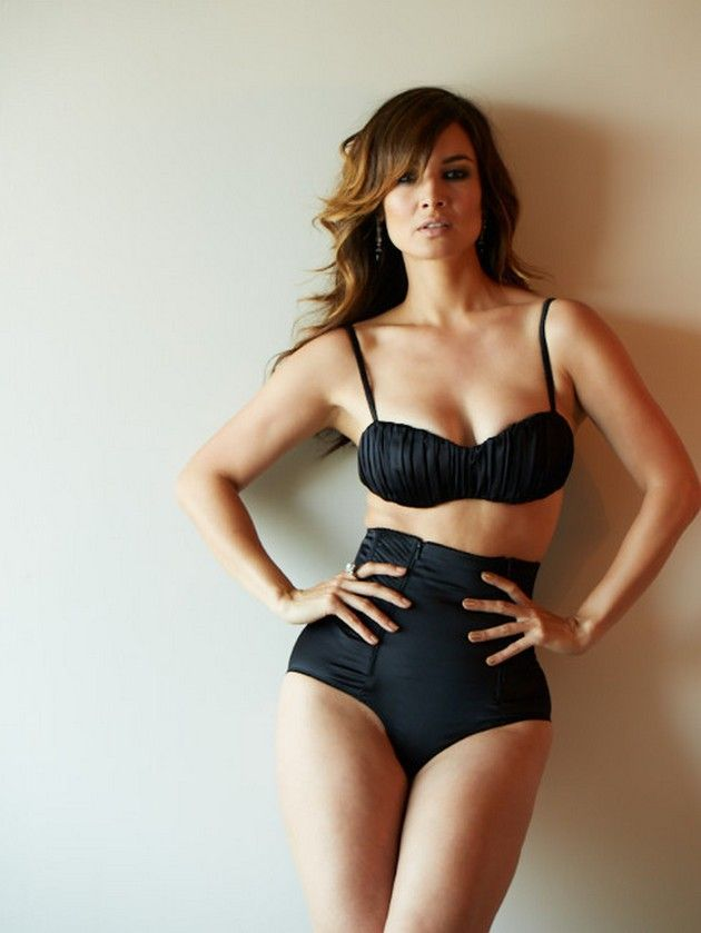 Berenice Marlohe Sexy Esquire Outtakes Covers