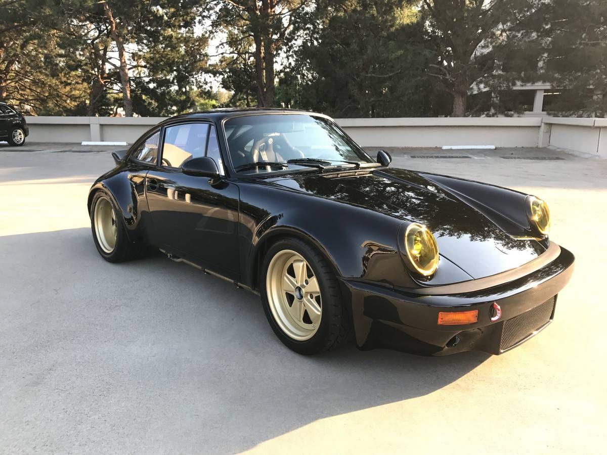1984 Porsche 911 With A 964 Engine Porsche 911 Carrera Porsche 911 Porsche