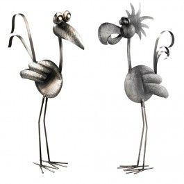 Vogel Aus Metall Tedi Onlineshop Tedi Schreibwaren