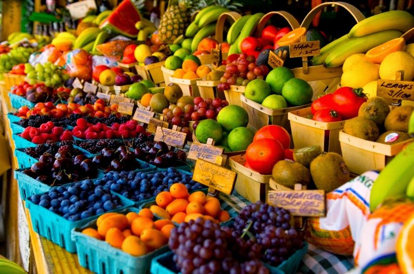 The Saving Asian Tip: Pesticides in Fruits & Vegetables