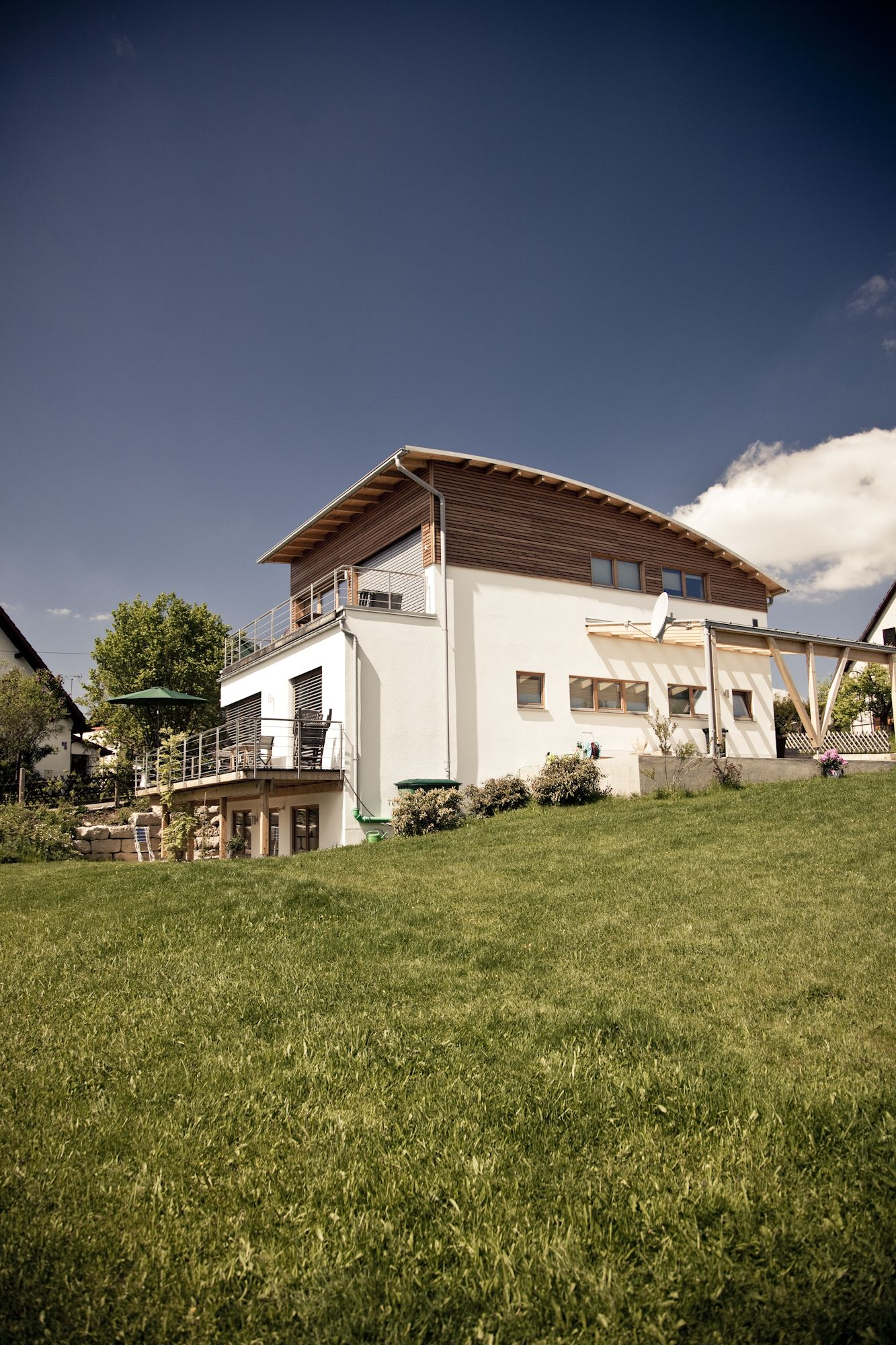 Fichtl Holzhaus