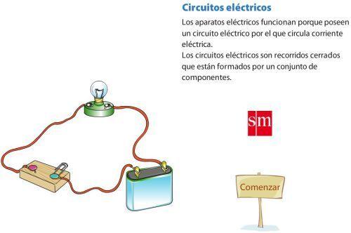 CIRCUITOS ELÉCTRICOS   Proyectos TPR   Pinterest